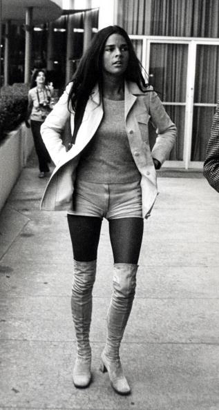 Ali MacGraw Icon 70's Style