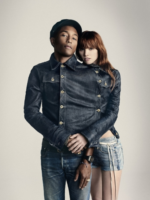 Pharrell Williams G-Star