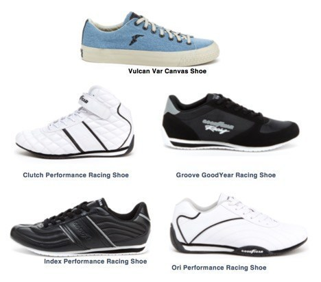 Goodyear Performance Footwear