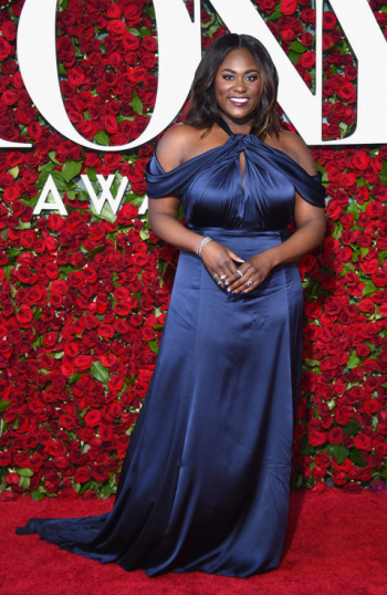 Danielle Brooks in Derek Lam