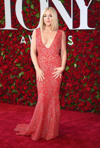 Jane Krakowski in Michael Kors Collection