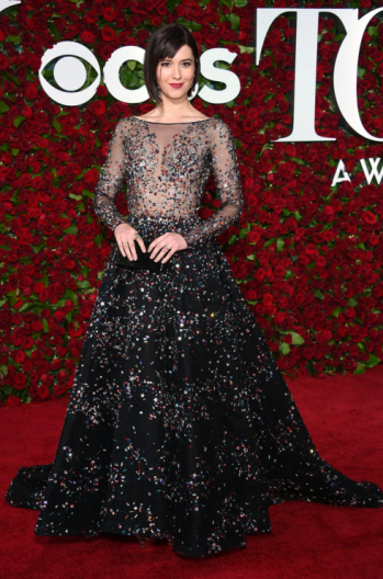 Mary Elizabeth Winstead in Zuhair Murad