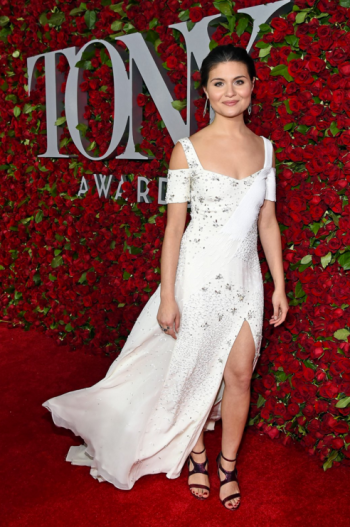 Phillipa Soo in Prabal Gurung