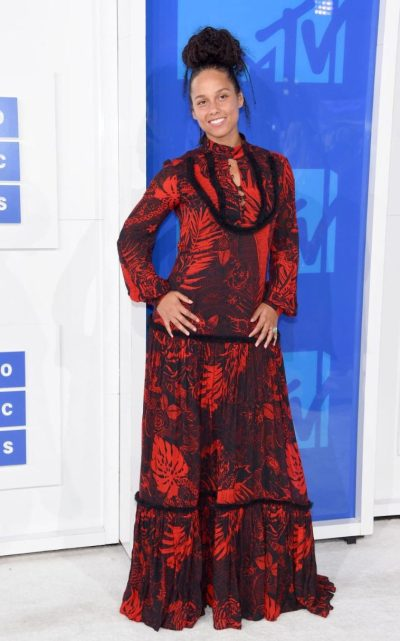 Alicia Keys in Just Cavalli