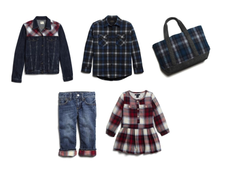 Gap x Pendleton collection