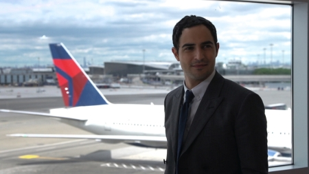 Zac Posen for Delta Airlines