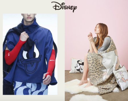 YOOX and Disney Online Boutique