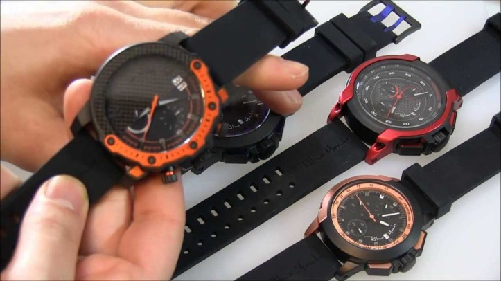 Ritmo Mundo Quantum Watches