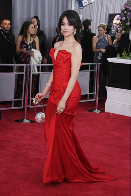 Camila Cabello in Vivienne Westwood