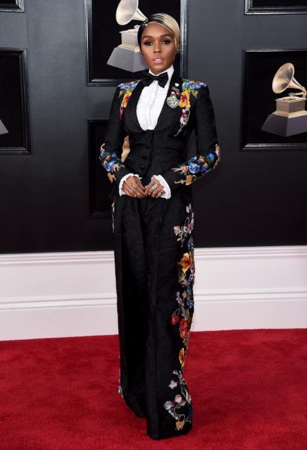 Janelle Monae in Dolce & Gabbana