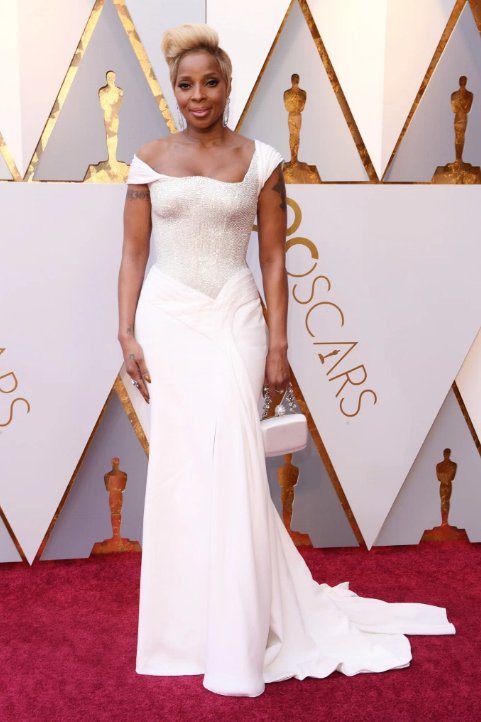 Mary J. Blige in Atelier Versace