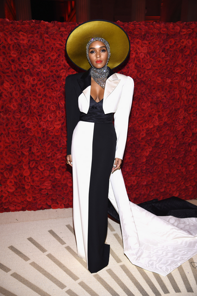 Janelle Monáe in Jennifer Fisher